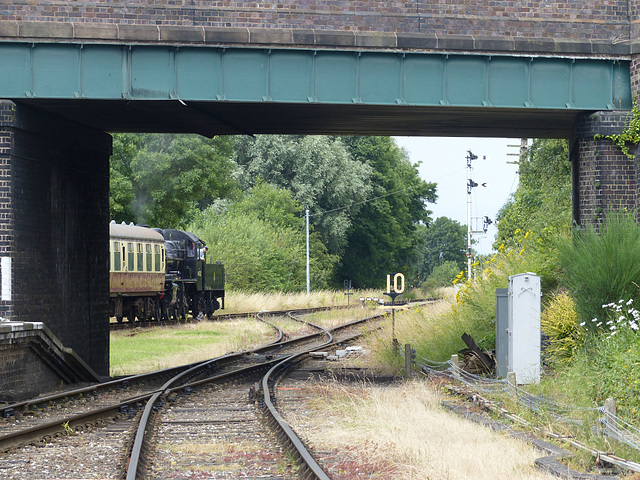 Great Central Railway (51) - 15 July 2014