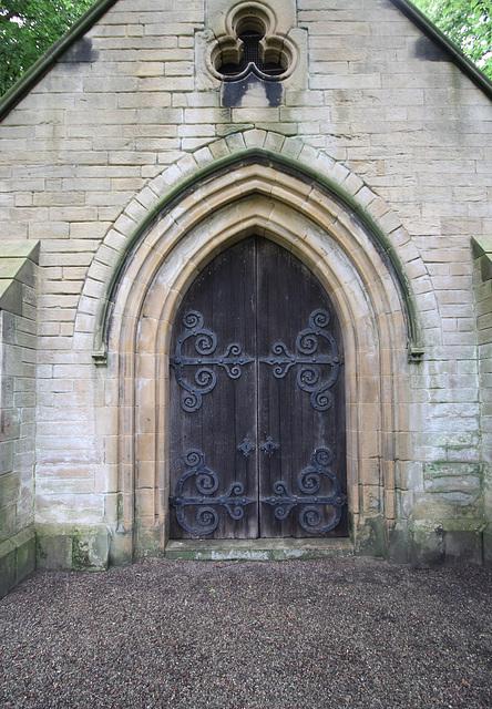 Vane Mausoleum, Staindrop, County Durham