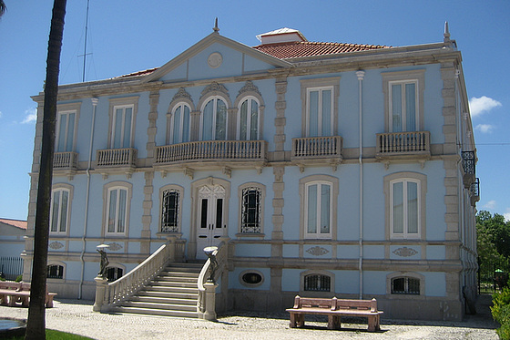 Sanguinhal, Mansion