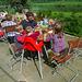 Cafe Orangella im Elbtal