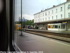 Schwandorf Bahnhof, Schwandorf, Bayern, Germany, 2010