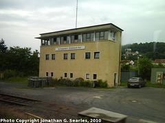 Schwandorf Signalbox, Schwandorf, Bayern, Germany, 2010