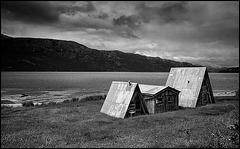 lakeside houses....