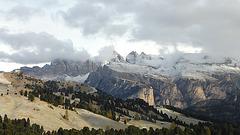 Auf der Seiser Alm, Südtirol