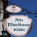 """Gasthaus """"Alte Pfandhausstube"""""""