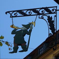 """Gasthaus """"Zum Stadtwächter"""""""