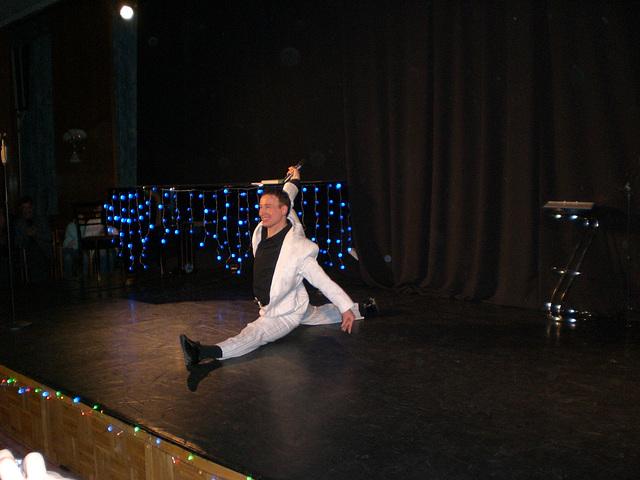 Fészek klub-ban 2010.02.20. Attila