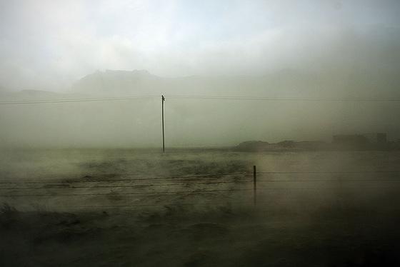 Fields of ash