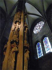 le pilier des anges