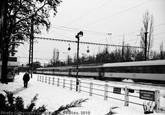 Blurred Express Pan, Picture 2, Nadrazi Hostivar, Prague, CZ, 2010