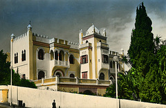 Alger. La villa Sésini