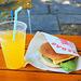 """""""Bad Burger"""" kaj limonado sen sukero"""