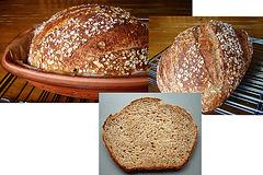 Volkoren-haverbrood