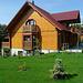 Modernes Holzhaus in Ostrau bei Bad Schandau