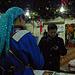 In a Xinjiang restaurant