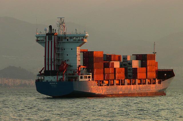 P1030417 Containerschiff