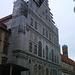 St. Michael-Kirche Under Scaffolding, Cropped Version, Munchen (Munich), Bayern, Germany, 2010