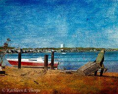 Maine Lobstering - Kerstin Frank Texture