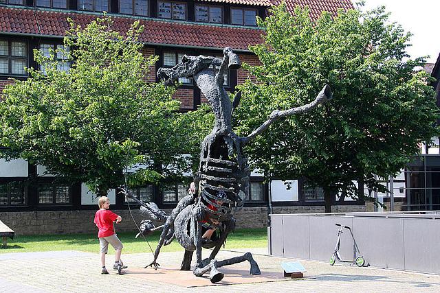 20100624 6073Aw Skulptur: Apokalyptische Reiter DT