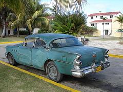 Buick century 1955 d'antan / Old century Buick 1955