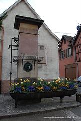 Pompe-fontaine Wintzenheim