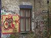La maison Natasja's gade house / Christiania - Copenhague / Copenhagen.