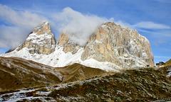 In den Dolomiten, Langkofel