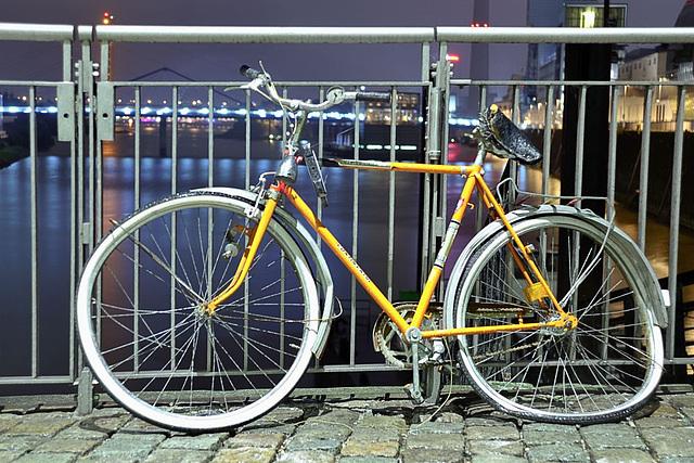 Radtour bei Nacht