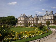 Jardines de Luxemburgo-París