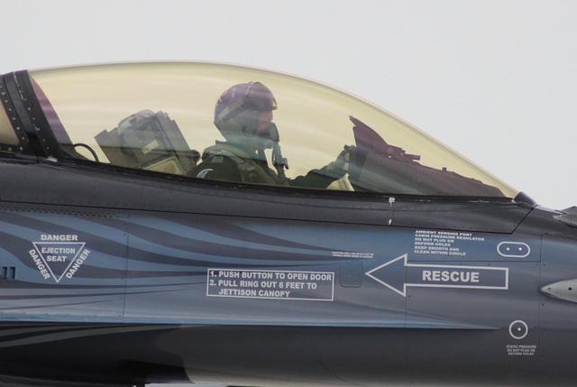 F16 - Fighting Falcon américain
