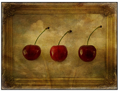 Cherries and Lenabem Textures