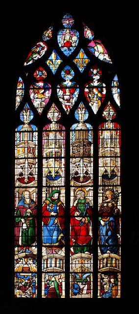 cathédrale d'AUCH (vitraux)