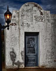 shadow of the death lantern