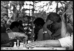chess stress