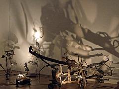 Skulpturen von Jean Tinguely - Tinguely Museum Basel