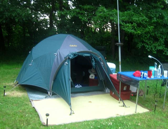 ipernity: Cabela's Alaskan Guide Tent (0858) - by Ron's Log