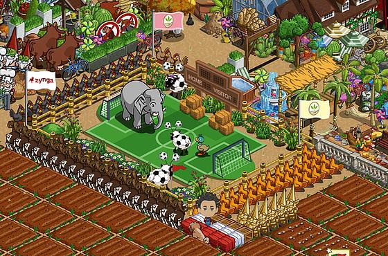 Farmville - Worldcup