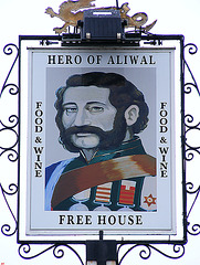 Hero of Aliwal