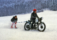 oldtimer skijöring