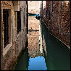 quiet water.....