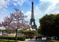 A Paris, au mois de mai !