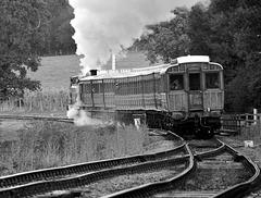 Bluebell Railway October 2014
