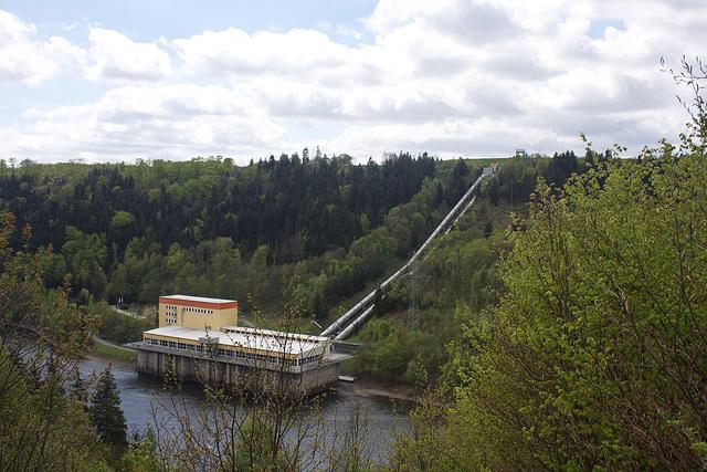 Pumpspeicherwerk Wendefurth