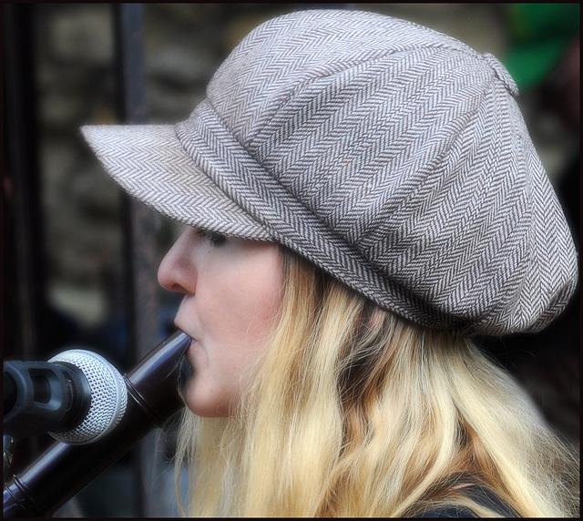 Pavlína Bastlová (Per Kelt) in Oxford