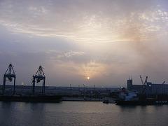 Petit matin sur Chypre