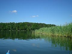 Sieraków ĉe lago