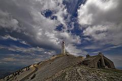 Le Mont Ventoux aujourd'hui............1.
