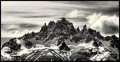 Cerro Castillo - 2675 m