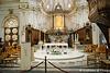 Positano - church altar  - 051914
