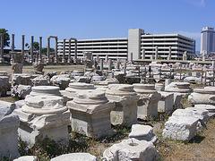 l'Agora à Izmir